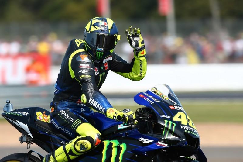 """Rossi schwärmt: """"Fühlt sich immer noch an wie beim allerersten Rennen"""""""