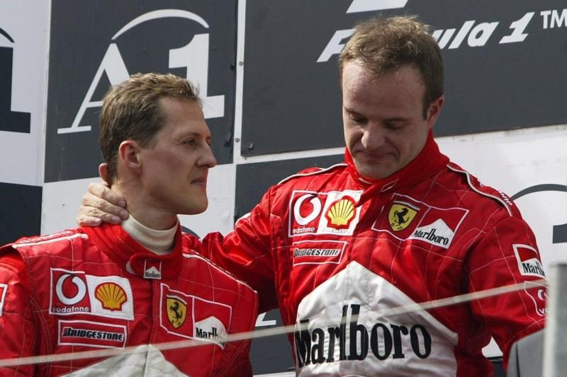 Fotostrecke: Die kontroversesten Stallordern in der Formel-1-Geschichte