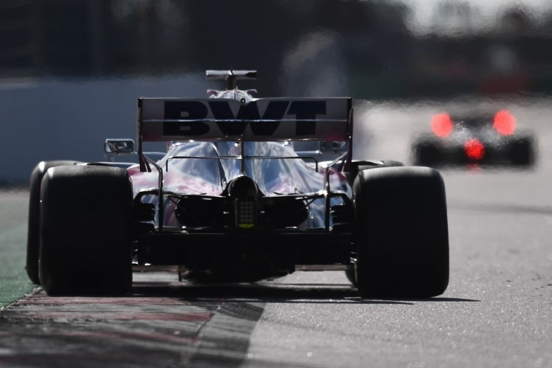 Sergio Perez: Formel 1 hat ganz andere Probleme als DRS