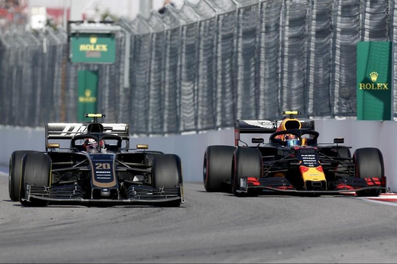 Enttäuschung über Aero-Regeln 2021 bei Red Bull