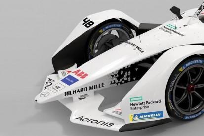Formel E 2019/20: Venturi wird Kundenteam von Mercedes