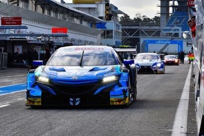 Hockenheim-Test: Super GT langsamer als DTM, aber auf Geraden im Vorteil