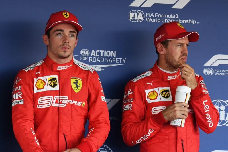 Jacques Villeneuve: Vettel hat 2020 keine Chance gegen Leclerc