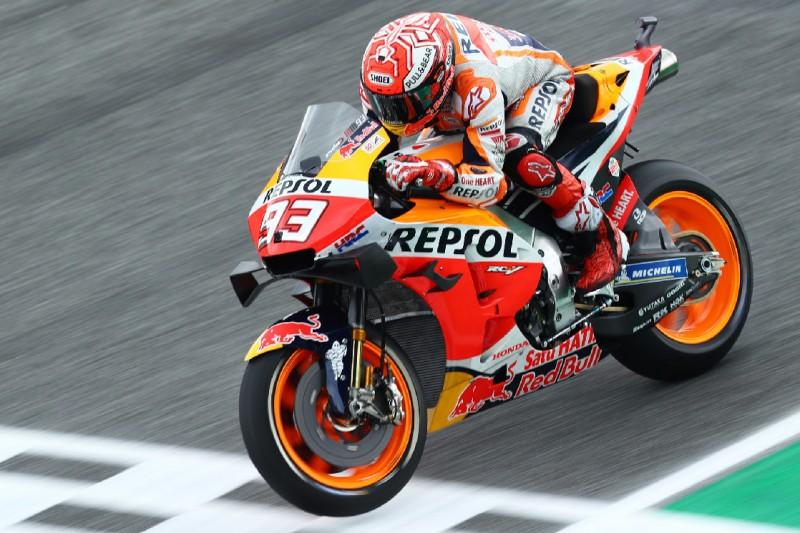 MotoGP Thailand 2019: Marquez nach Highsider fit - Quartararo am Freitag P1