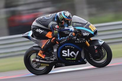 Moto2 Thailand 2019: Luca Marini vorn, Marcel Schrötter nicht auf Q2-Kurs