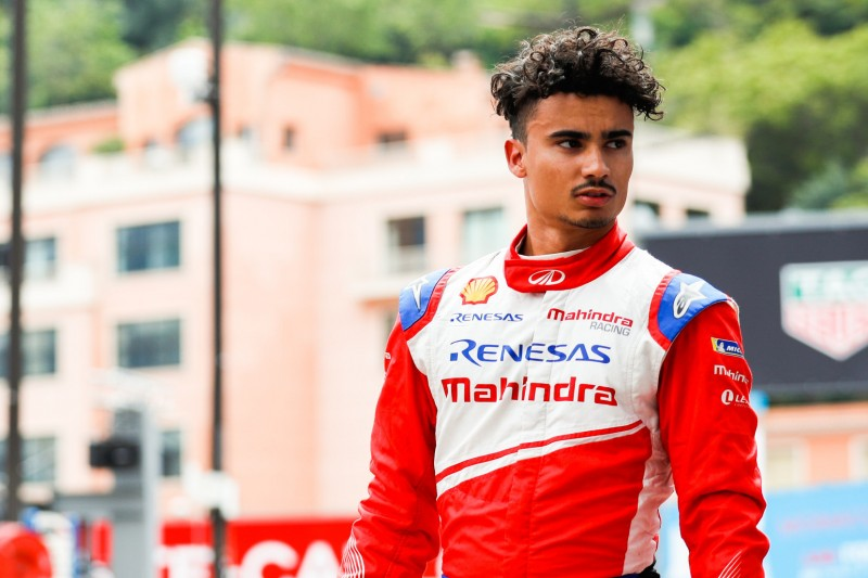 Formel E 2019/20: Pascal Wehrlein weiterhin bei Mahindra