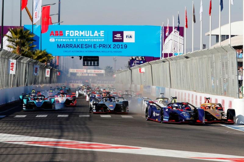 Formel-E-Kalender 2019/20: Hongkong raus, Marrakesch rein