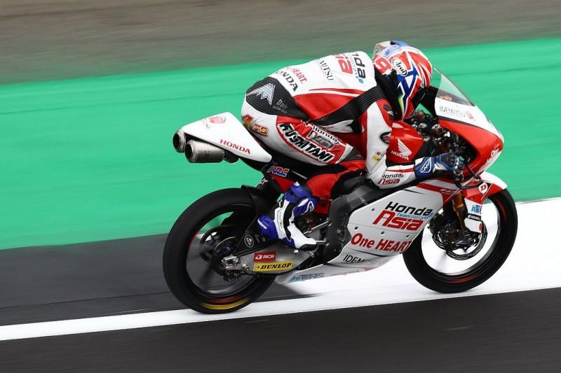 Moto3 Thailand 2019: Ai Ogura im nassen und verkürzten FT3 Schnellster
