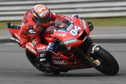 MotoGP Thailand 2019: Andrea Dovizioso fährt im verkürzten FT3 die Bestzeit