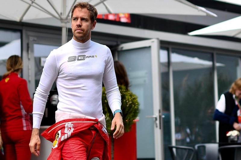 "Sebastian Vettel: Rücktritt nach Sotschi-Aus ""keine Option"""