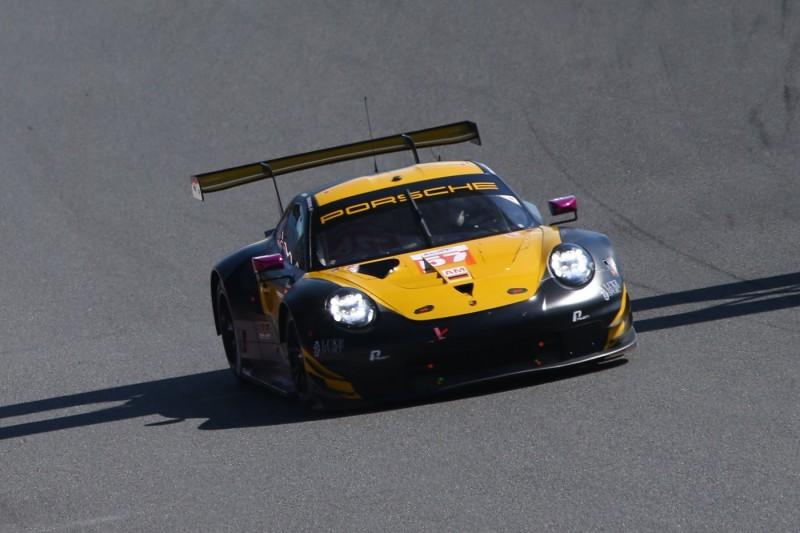 WEC in Fuji 2019: Porsche verliert Pole in der GTE-Am, Aston Martin rückt nach