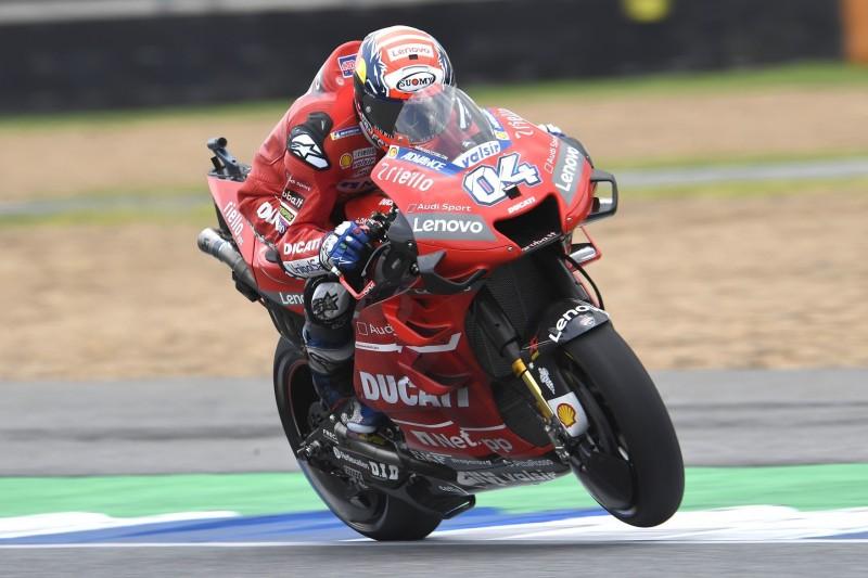 Ducati in Lauerstellung: Dovizioso und Miller glauben an Podestchance