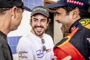 """Rallye Marokko: Alonso wird """"mit jeder Minute im Auto besser"""""""