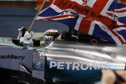 Jacques Villeneuve: Lewis Hamilton nur im besten Auto Weltmeister