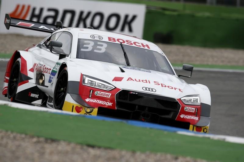 DTM-Rennen Hockenheim 1: Rast besiegt Wittmann, Button in Top 10