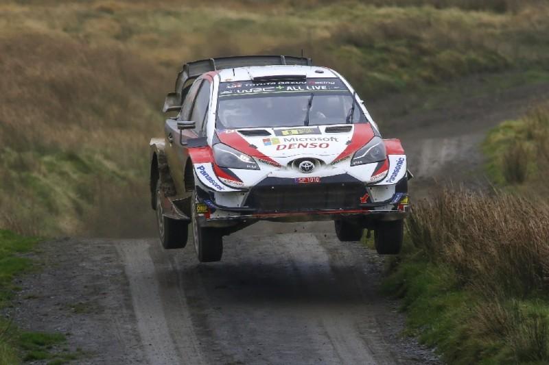 WRC Rallye Großbritannien 2019: Tänak baut Führung leicht aus
