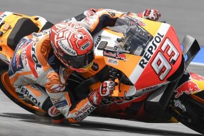 MotoGP Thailand 2019: Marquez führt Warm-up vor Yamaha an