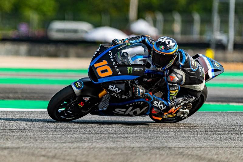 Moto2 Thailand 2019: Marini feiert souveränen ersten Saisonsieg