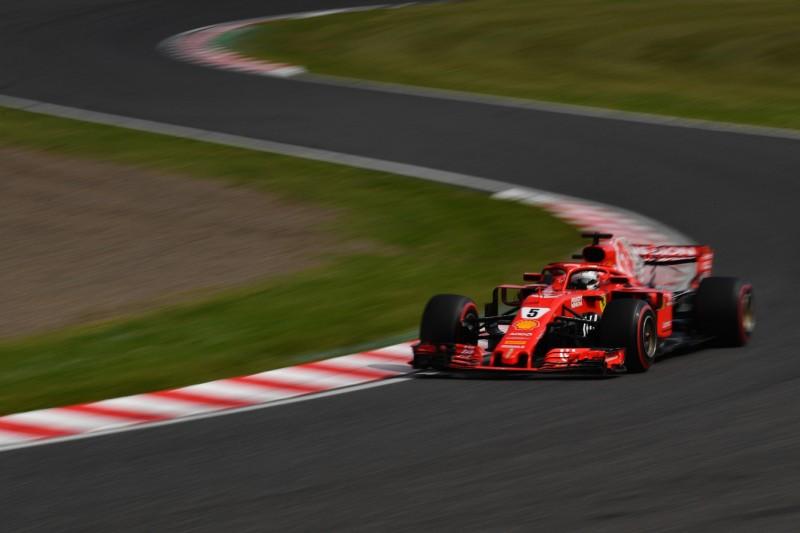 """Vettel schwärmt von Suzuka: """"Es wird bestimmt schnell werden!"""""""