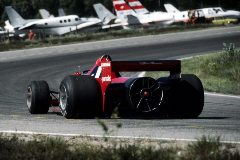 """Staubsauger"" Brabham BT46B: ""Würde an der Decke kleben!"""