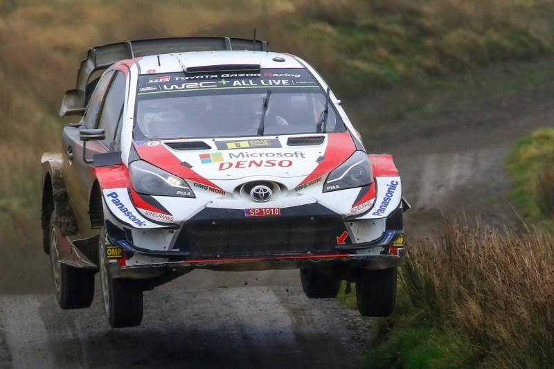 WRC Rallye Großbritannien 2019: Sechster Saisonsieg für Ott Tänak