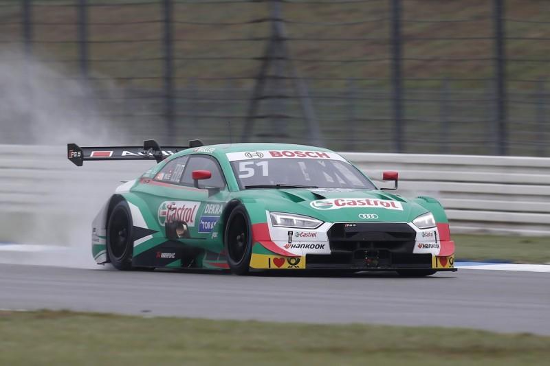 DTM-Rennen Hockenheim 2: Müller nach Sieg Vizemeister
