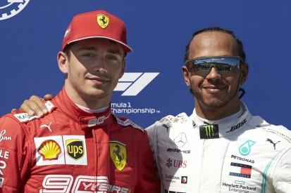 Mercedes-Treueschwur: Lewis Hamilton will nicht zu Ferrari