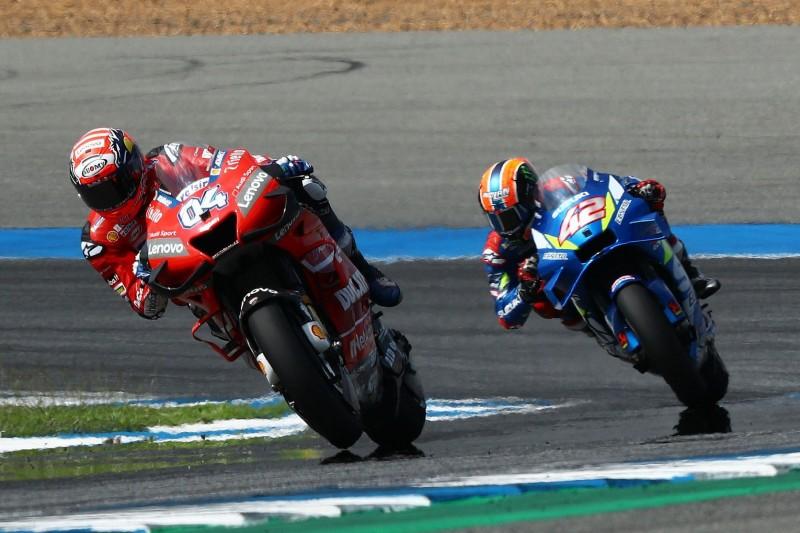 Suzuki: Alex Rins hat kein Rezept für bessere Qualifyings