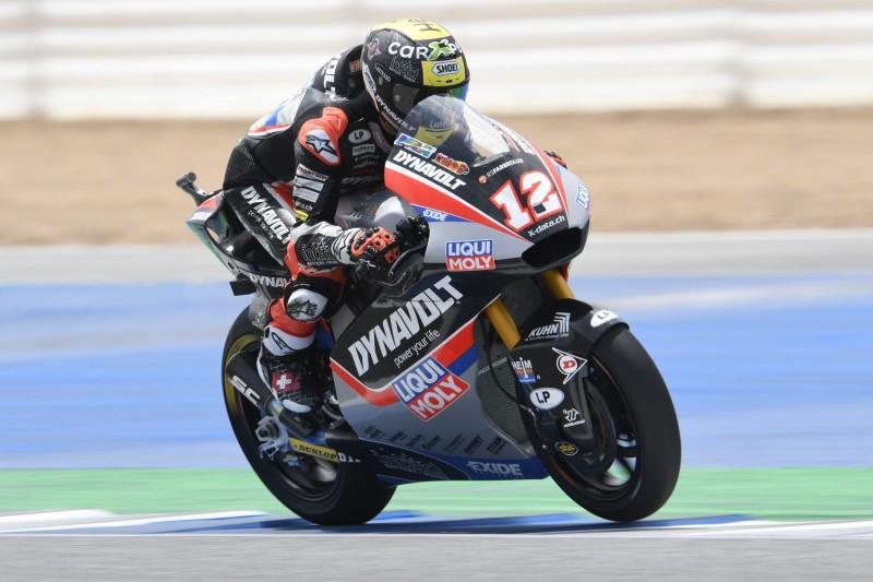 Moto2-Schweizer in Thailand: Nur Tom Lüthi sammelt WM-Punkte