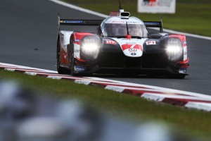 Erfolgsballast wirkt: Silverstone-Sieger in Fuji chancenlos
