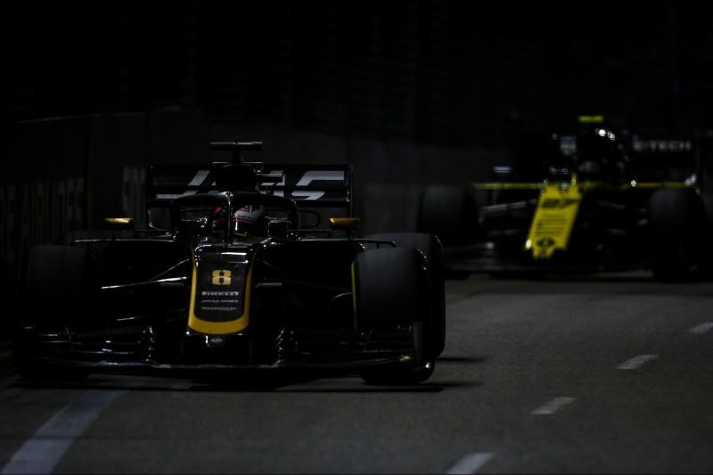 Grosjean statt Hülkenberg: Villeneuve kann Haas-Entscheidung verstehen