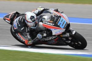 Moto2-Deutsche in Thailand: Marcel Schrötter beim Comeback 14.