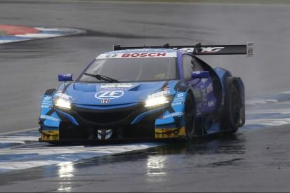 Button: Warum die Super GT bei Regen unterging