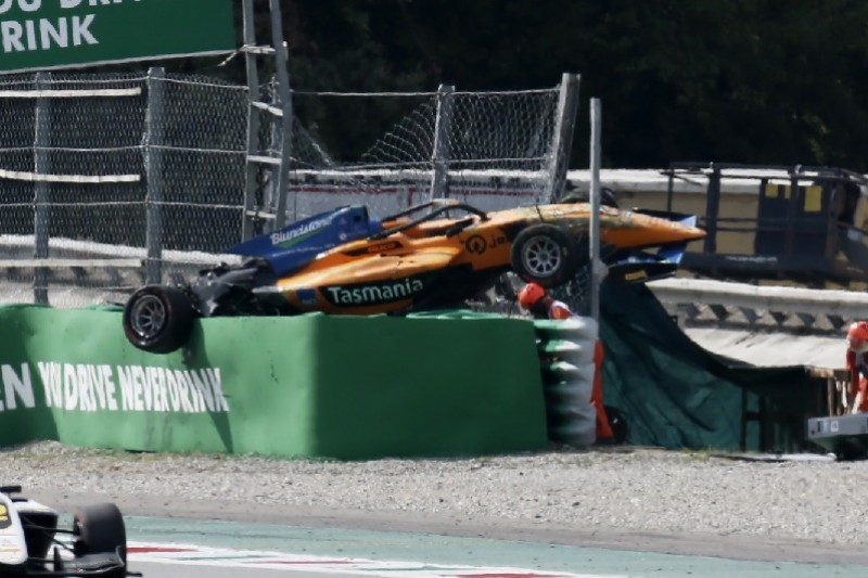 Peroni verpasst nach schwerem Monza-Unfall Macau