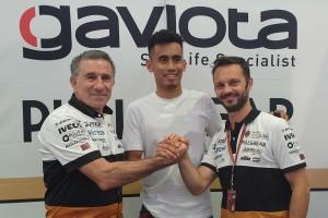 Bestätigt: Hafizh Syahrin fährt 2020 Moto2 für Angel-Nieto-Team