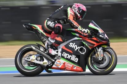 Aprilia: Defekt kostet Aleix Espargaro in Thailand Top-10-Ergebnis
