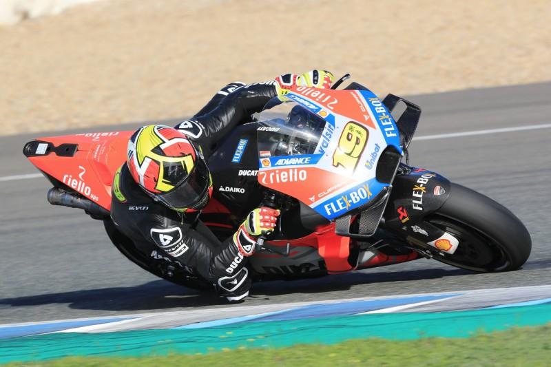 Alvaro Bautista gesteht: Werks-Ducati in der MotoGP war das Ziel für 2020