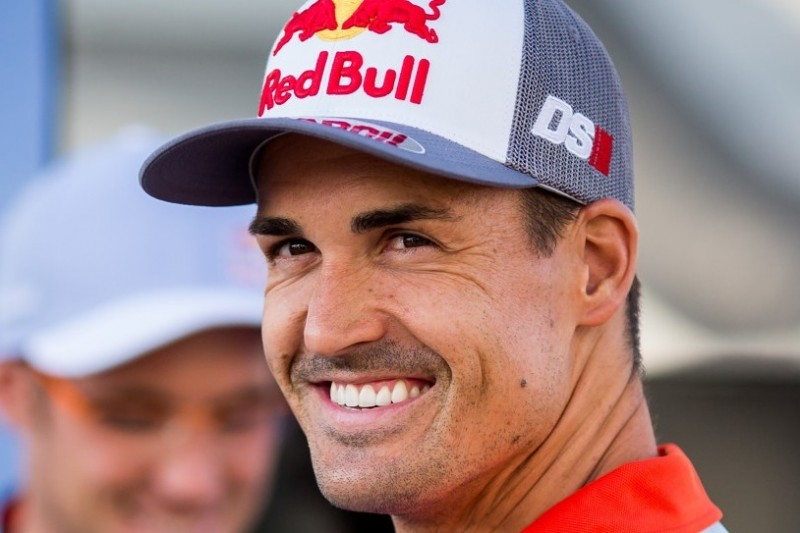 WRC 2020: Hyundai verlängert mit Dani Sordo