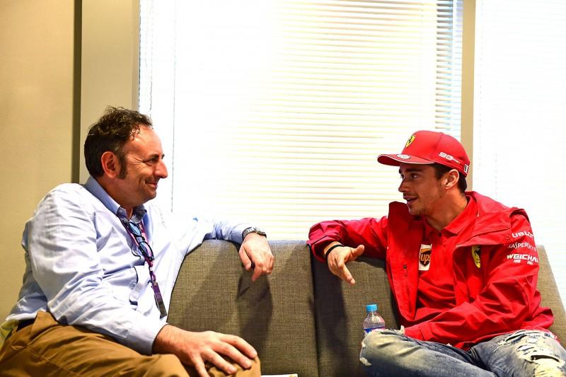 """Leclerc im exklusiven Interview: """"Mein Leben hat sich definitiv verändert"""""""