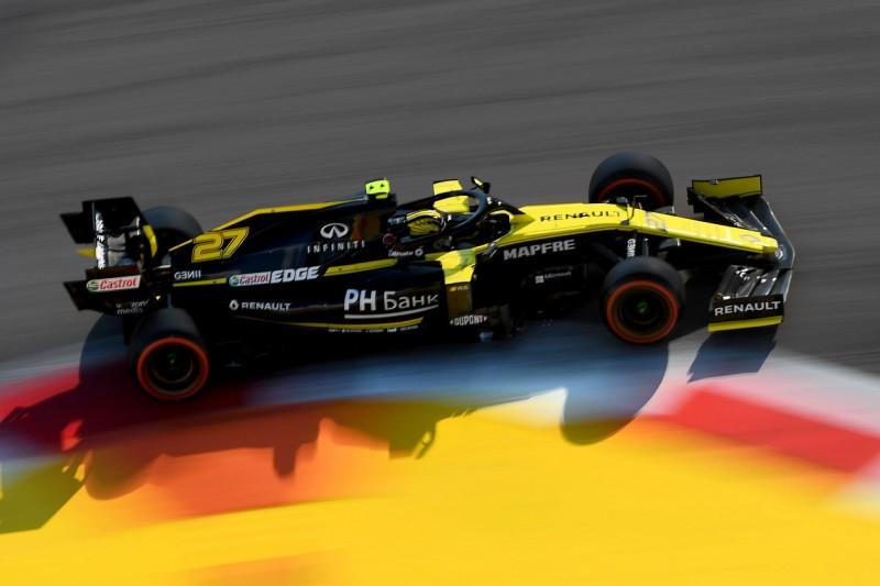Kampf um Platz vier: Renault mit Aerodynamik-Upgrade für Suzuka