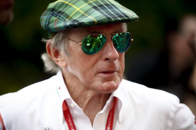 Sir Jackie Stewart sammelt Millionen Euro für Demenz-Forschung