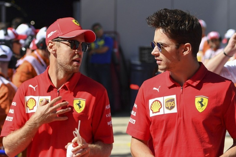 """Missverständnis"": Leclerc hakt Ferraris Russland-Kontroverse ab"