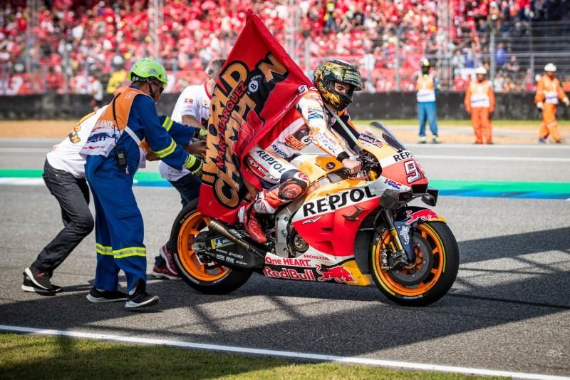 Marc Marquez blickt zurück: Niederlage 2015 war prägende Erfahrung