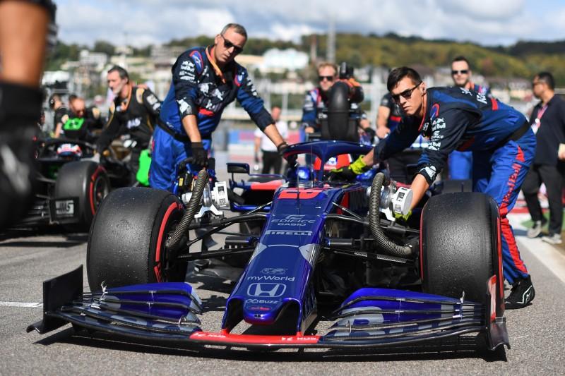 Toro Rosso: Wie viel bringt das Honda-Upgrade?