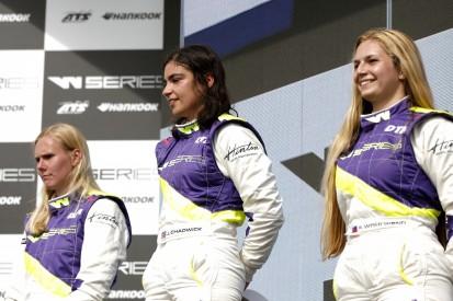 W-Series will Rennen im Rahmen der Formel 1 austragen