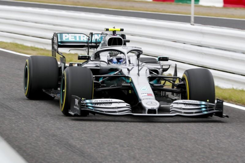 Formel 1 Suzuka 2019: Mercedes eine Sekunde vor dem Rest