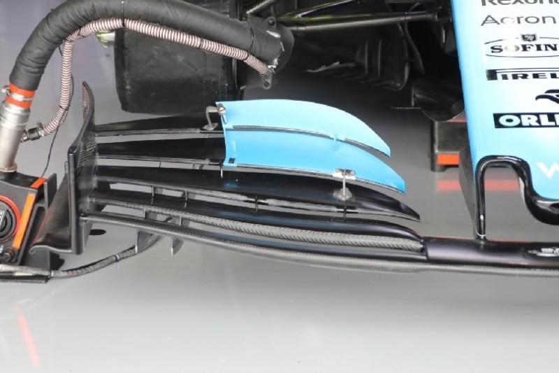 Neuer Frontflügel: Williams testet in Suzuka schon für 2020