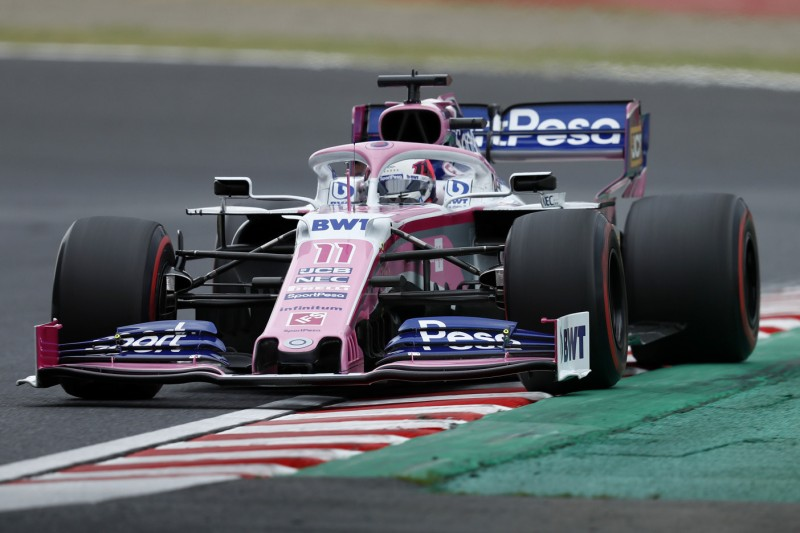 Sergio Perez: Wenn das die Quali war, sind wir in einer guten Position