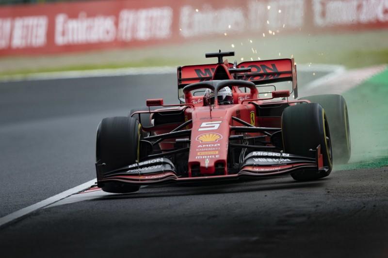 """Ferrari nur dritte Kraft in Suzuka? """"Das war heute unser Optimum"""""""