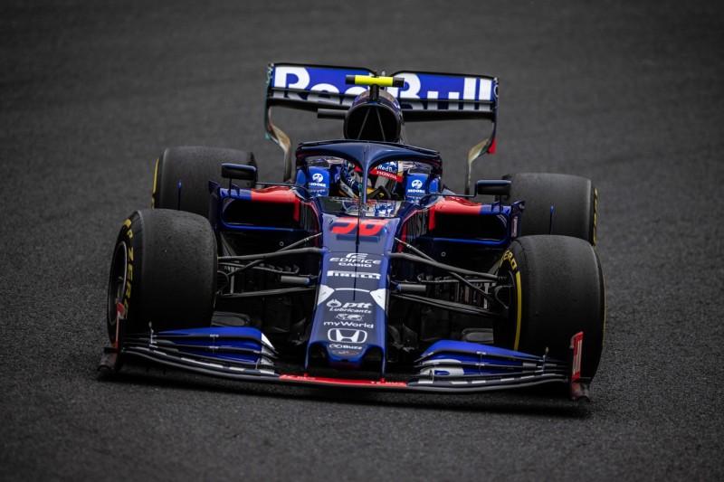 Toro Rosso: Solides Formel-1-Debüt für Naoki Yamamoto